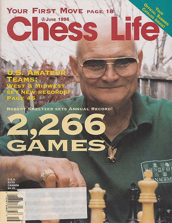 ROBERT SMELTZER CHESS
