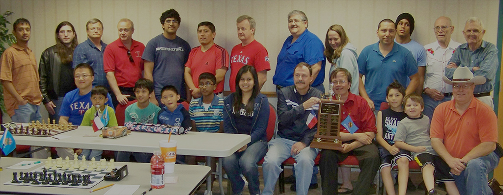 2011 Texas Chess Team