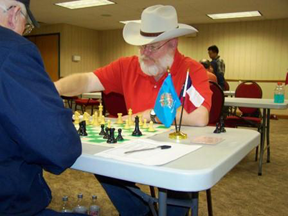 CHESS EXPERT JIM HOLLINGSWORTH