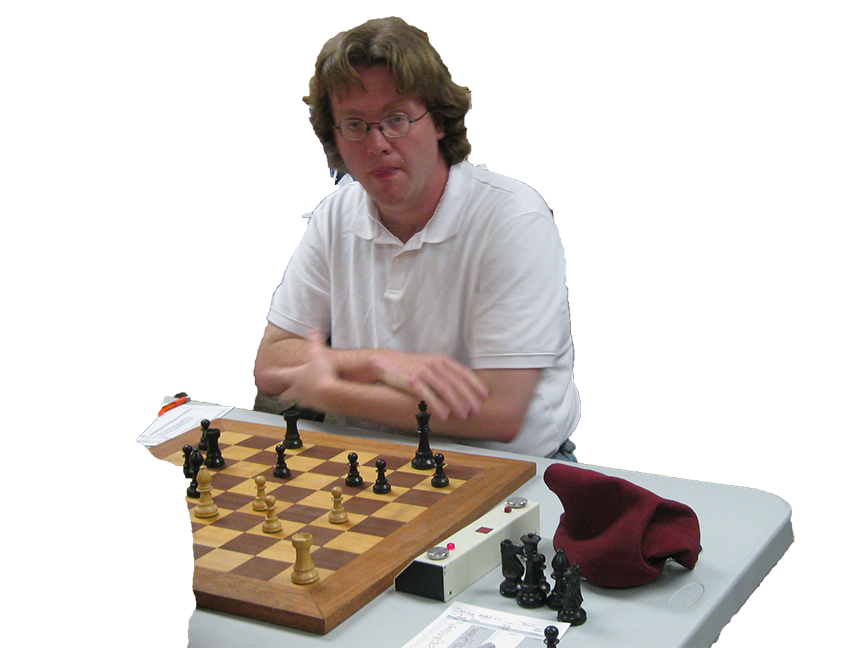 JOE DEAN VEAL CHESS